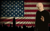 George Carlin Flag
