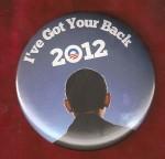 I've Got Your Back Obama