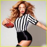 Beyonce Referee Super Bowl