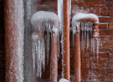Homes-Frozen Pipes